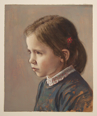 Portrait of Eva