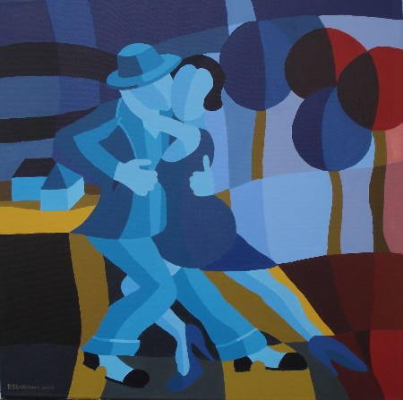 Tango in Blauw