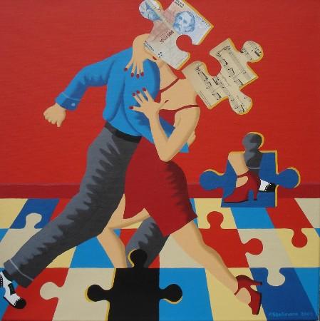 Tango puzzel 2