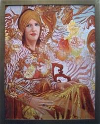 Portret van Xandra Donders