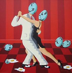 Tango op eieren 2
